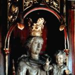 Marienaltar Madonna mit Jesuskind