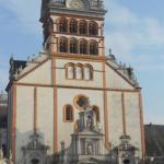 Die Benediktinerabtei in Trier