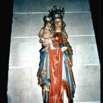 Madonna am Pfeiler