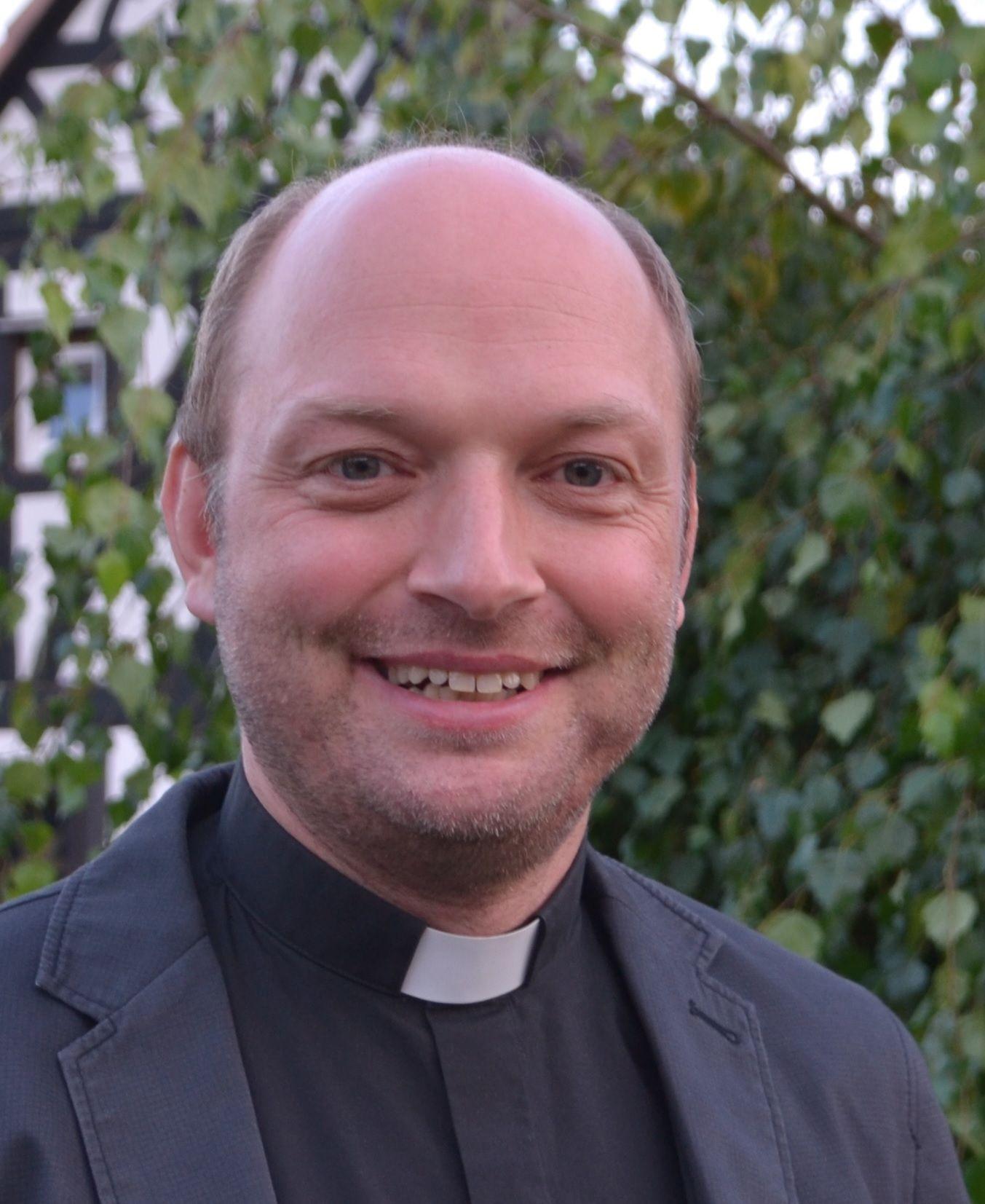 Pfarrer Michael Ottersbach